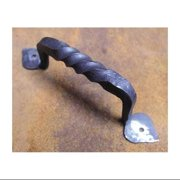 1.75 in. Hand Forged Iron Drawer Pull (Set of 10)