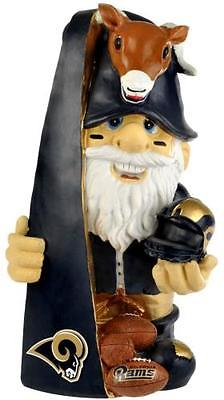 886867352298 St. Louis Rams Garden Gnome 11 Inch Thematic Second String by
