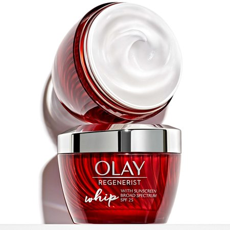 The Olay Regenerist Whip Face Moisturizer, Primer and SPF 25 (1.7oz. ea., 2 pk.)