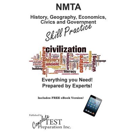 Nmta History, Geography, Economics, Civics and Government Skill (Civics Government And Economics In Action Teacher Edition)