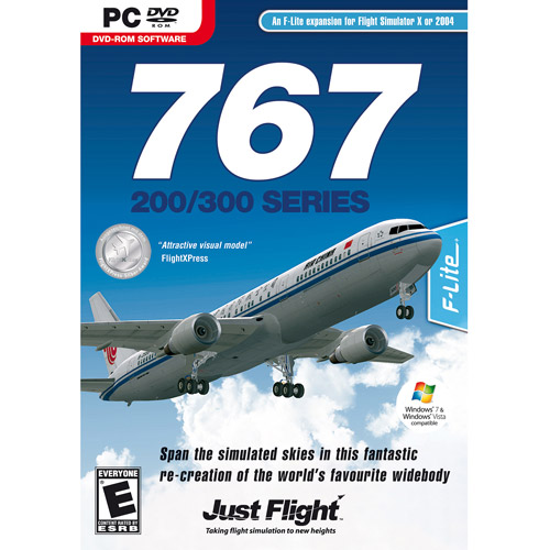 767 - 200/300 Series (PC/ Mac)