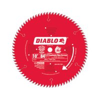 Diablo D1084L 10-Inch 84T Laminate Chop/Slide Miter And Table Saw Blade