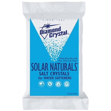 804017 Solar Naturals Water Softener Salt, 50 Lbs Diamond