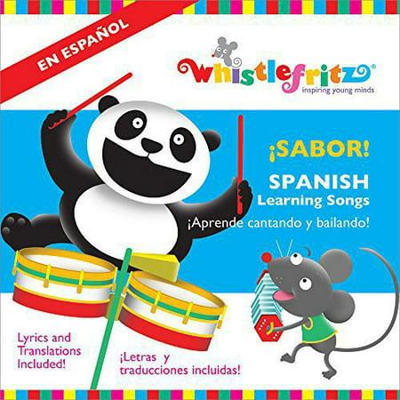 Sabor Spanish Learning Songs ()