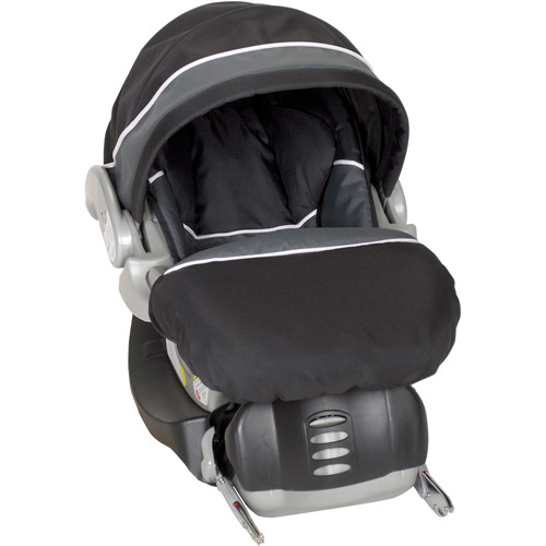 Baby Trend Flex-Loc Infant Car Seat, Onyx