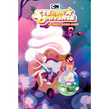 Steven Universe Orignal Graphic Novel: Ultimate Dough-Down : Ultimate Dough-Down