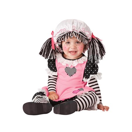 Infant Baby Doll Costume by California Costumes 10029 - Infant Toddler Costumes