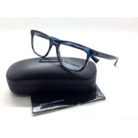 55d5de15c0 Product Image Dolce   Gabbana Striped Blue Translucent Frames DG 3257 3065  54mm Italy