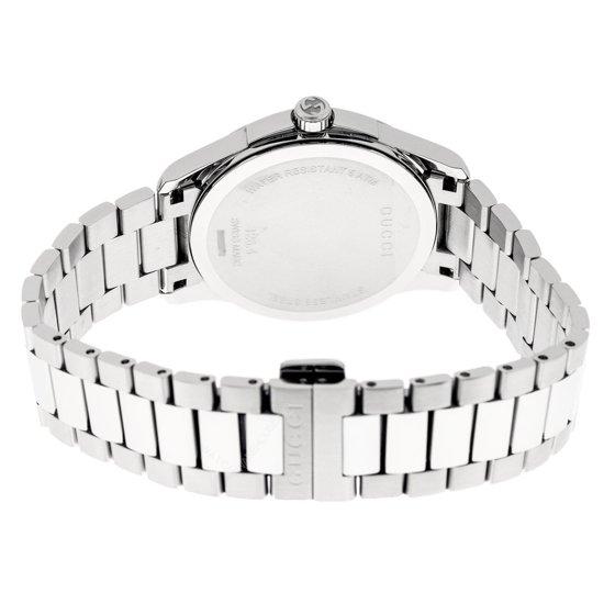 7b91b92e48f Gucci - G-Timeless Diamante Blue Dial Ladies Watch YA1264025 ...