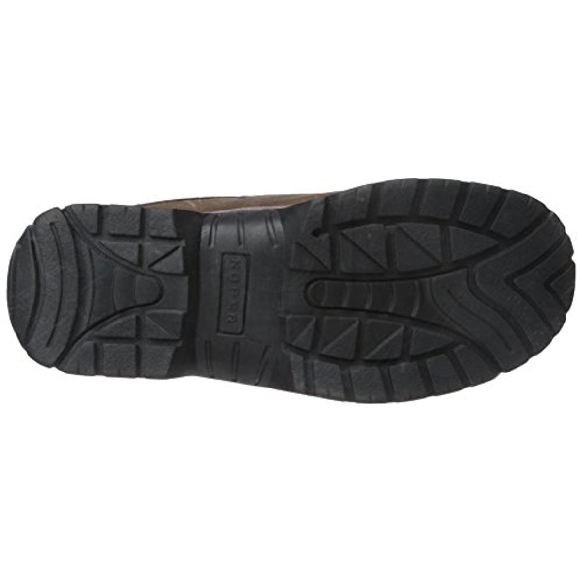 Roper Western Shoes Mens Stirrup Slip On Tan Oiled 09-020-1650-1560 TA