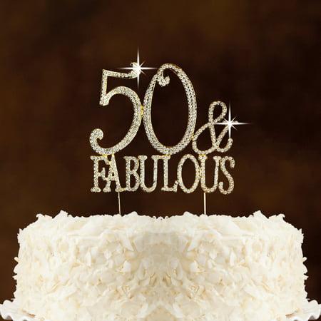 50 Fabulous Gold