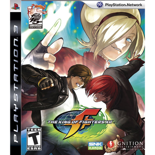 The King of Fighters XII - Playstation 3