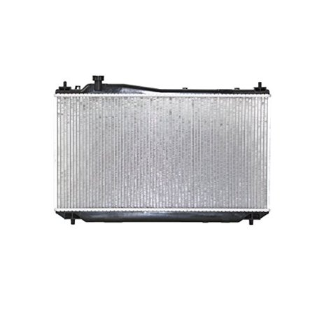 Radiator - Pacific Best Inc For/Fit 2354 01-05 Honda Civic Sedan Coupe DX/EX/LX (EXCLUDE HX & Hybrid) DENSO DESIGN ONLY WITH TRANSMISSION OIL COOLER FOR BOTH MANUAL & AUTOMATIC