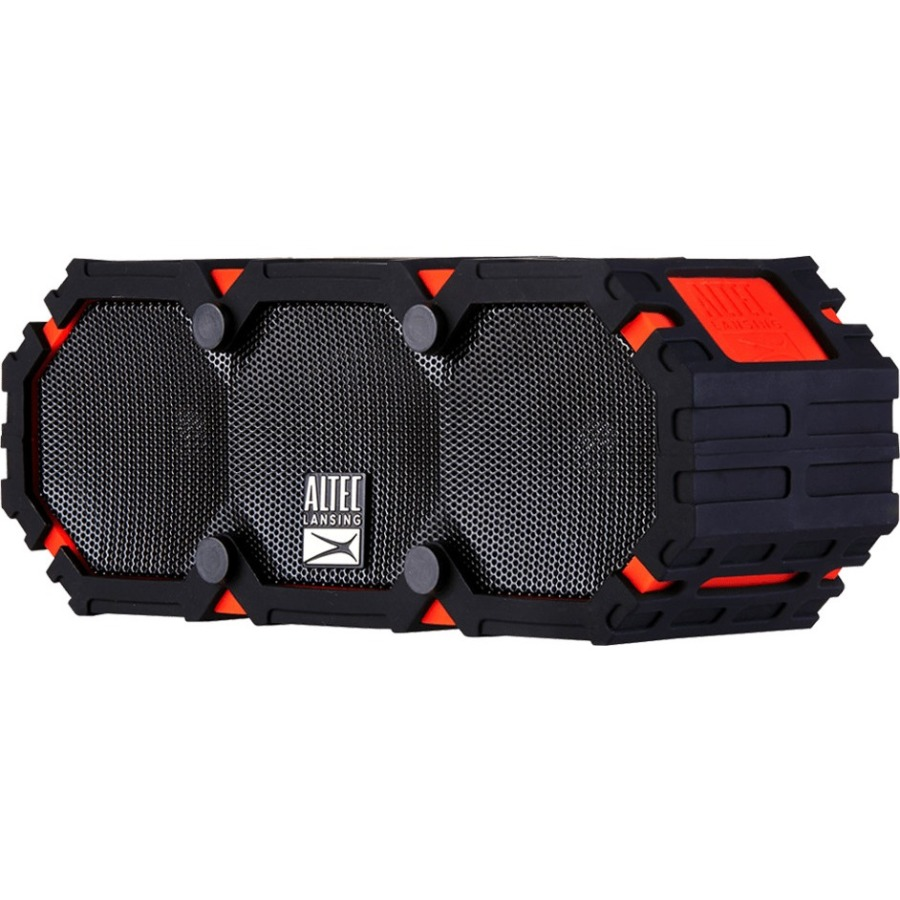 NEW Altec Lansing IMW478s Mini Life Jacket in Pink with 3 Bluetooth Speaker