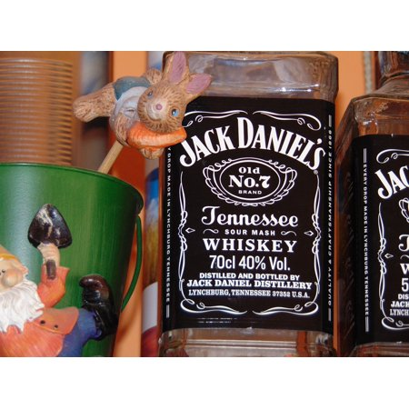 Laminated Poster Concentrated Whiskey Jack Daniels Drink Alcohol Poster Print 24 X 36