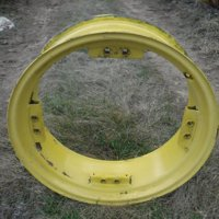 "10""x 28"", 4 Channel, 8 Square Bolt Rim, Used, John Deere, AL110552"