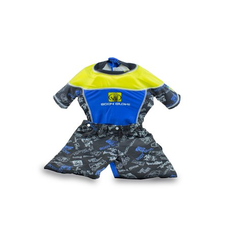 - Kids Stuff Body Glove Boys Swim Training Float Suit Size 2-3 Small