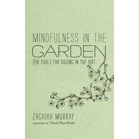 Mindfulness in the Garden - eBook