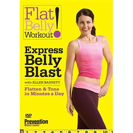 Prevention Fitness Systems: Flat Belly Workout! Express Belly