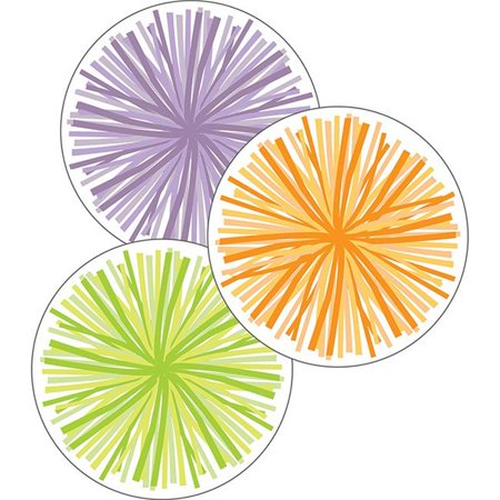 Carson Dellosa CD-120556 0.32 lbs Hello Sunshine Poms