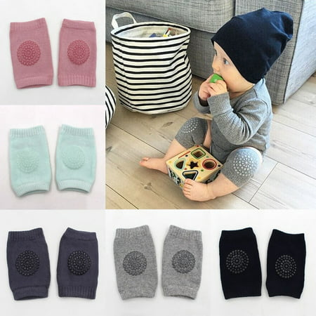 New Kids Safety Crawling Elbow Cushion Infants Toddlers Baby Knee Pads