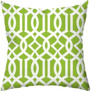 Checkerboard, Ltd Lattice Indoor/Outdoor Throw Pillow