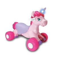 Lights n Sounds Unicorn Preschool Activity Ride-On