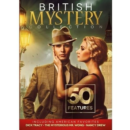50-Film British Mystery Collection by Echo Bridge Acquisition Corp., LLC
