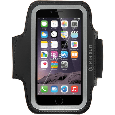 online retailer 58563 c16c7 Armband for iPhone 6 Plus 6S Note 5 4 3, Samsung Galaxy S6 Edge, S7 Edge+  LG Pro G4 G3 G2 FLEX 2 V10 Great for Sports, Exercise, Running Jogging, ...