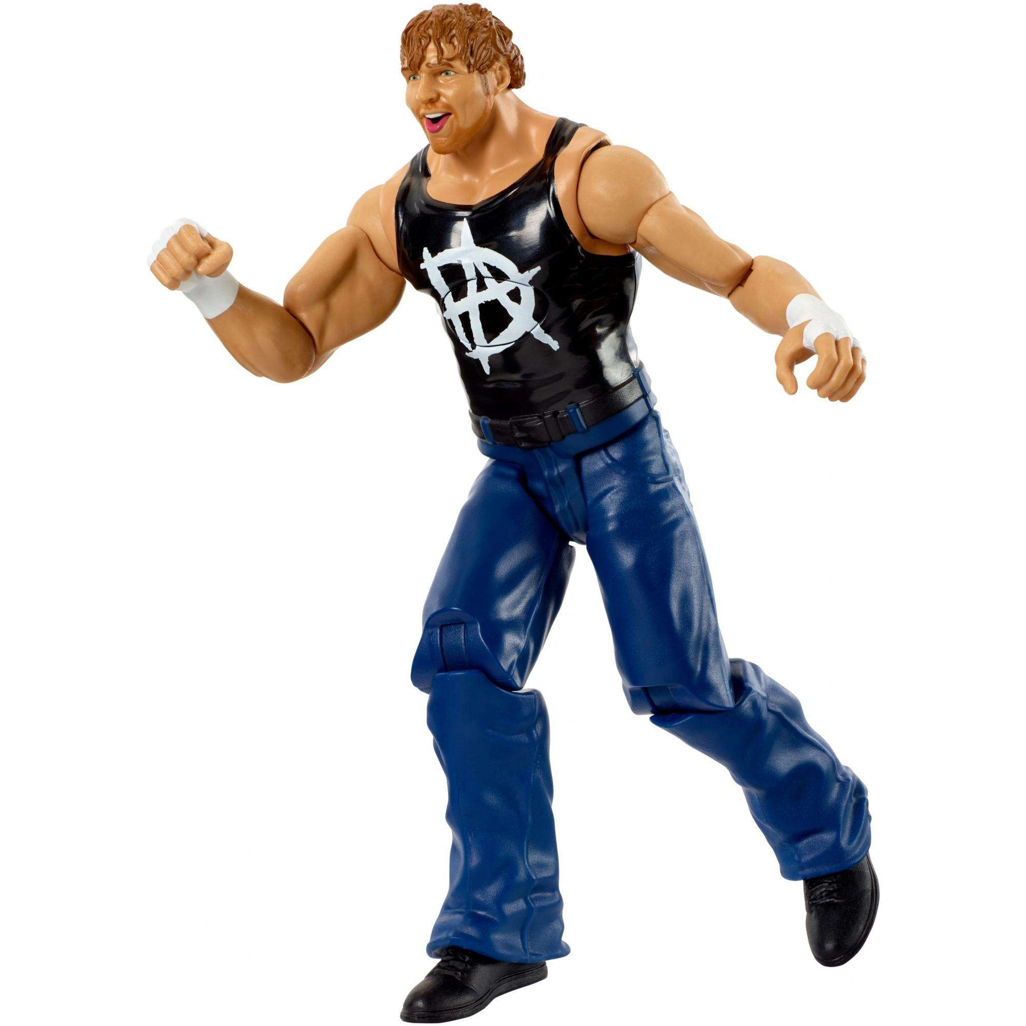 WWE Tough Talkers Dean Ambrose Figure by Mattel