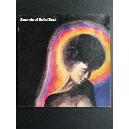 USMC Public Service: Sounds of Solid Soul - Classic Black Volume 4 VINYL