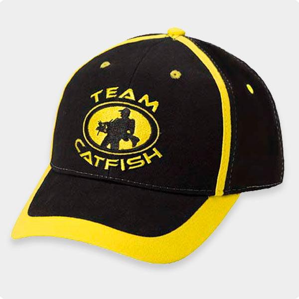 Team Catfish Pro Series Winter Cap by Outdoor Brandz