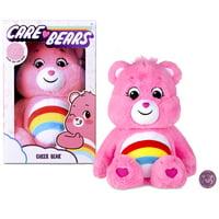 Deals on Care Bears 4-in Plush Cheer Bear, Soft Huggable