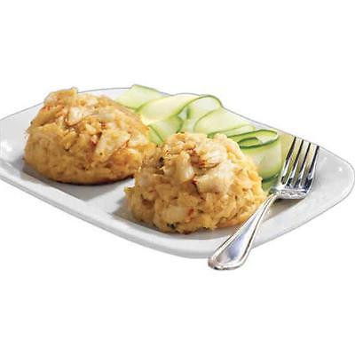 Istilo Lobster Gram CBCKP2 Maryland Style Premium Crab Cakes Food and Beverages... by GSS