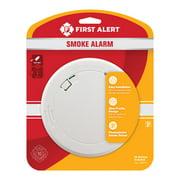 First Alert Slim Design Battery-Operated Photoelectric Smoke & Fire Alarm - PR700 (1039772)