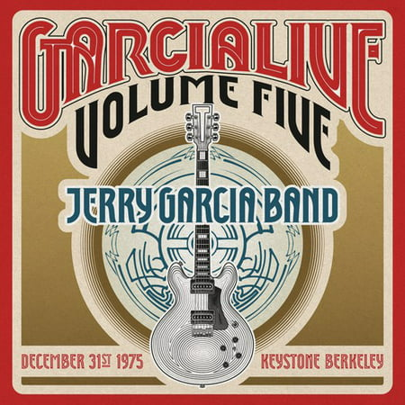 Garcialive 5  December 31St 1975 Keystone Berkeley