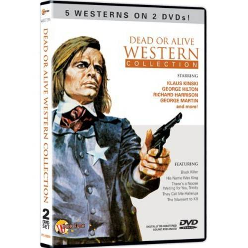 The Dead Or Alive Western Collection