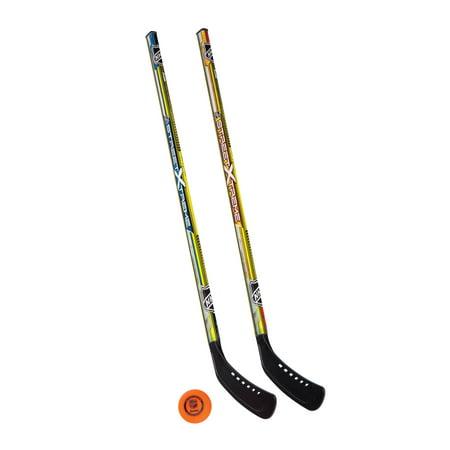 Roller Hockey Apparel (Franklin Sports Street Hockey Starter Set )