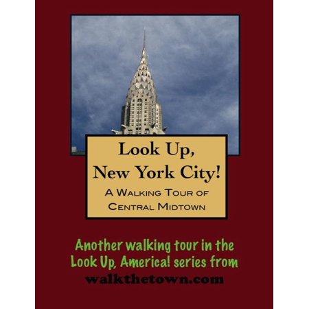 A Walking Tour of New York City Midtown - eBook - York Halloween Tours