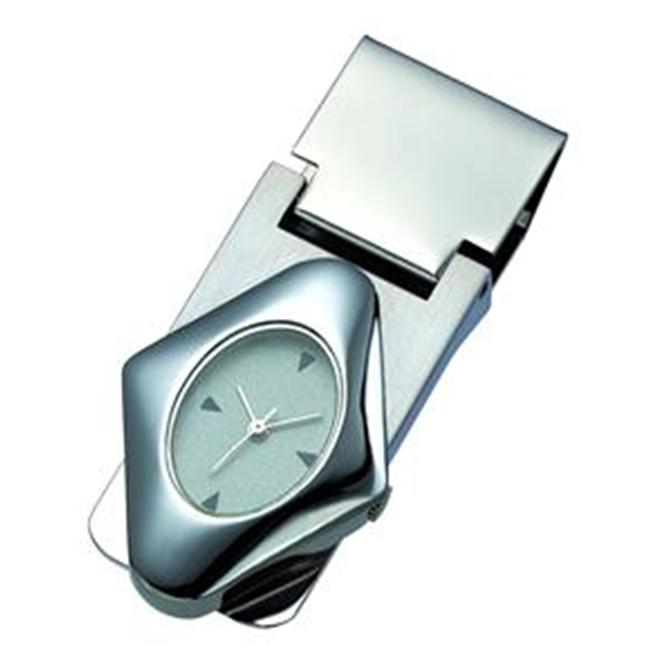 Visol VMC85 Time Machine Watch Money Clip