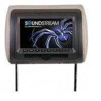 Soundstream Univ Replacement 7 in. Headrest - VHD70CC