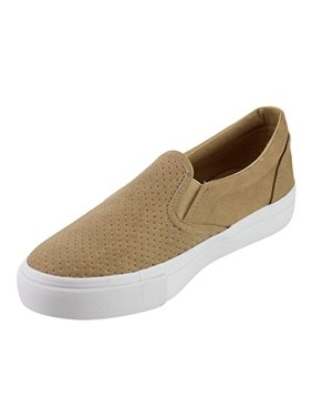 77d2e8777648 Product Image Soda Shoes Women s Tracer Slip On White Sole Shoes