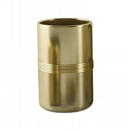 Jewel Gold Finish Tumbler ()