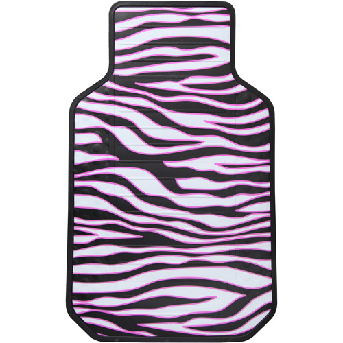 Plasticolor Pink Safari Floor Mat