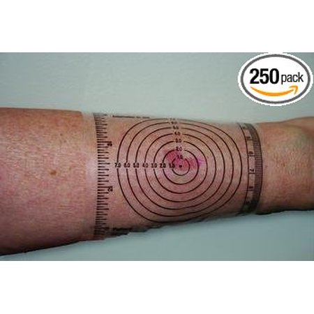 Ib Disposable Wound Measurement Guide 250, INVACARE SUPPLY GROUP By Invacare
