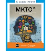 Mktg (with Mindtap, 1 Term Printed Access Card) (Edition 13) (Paperback)