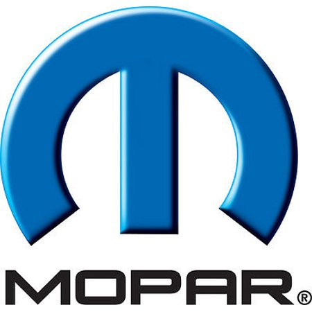 Mopar 82212138 Accelerator and Brake Pedal Pad Set Brake Pedal Stop Pad