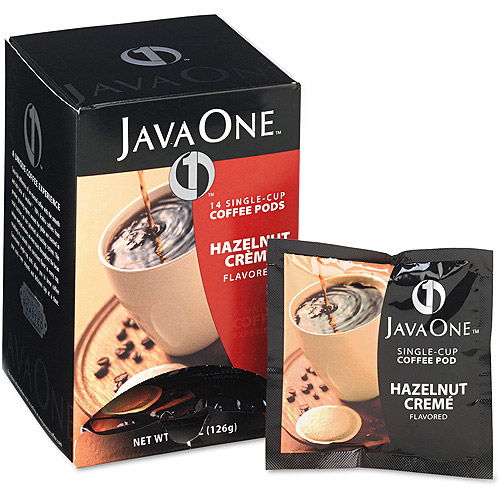 Distant Lands Hazelnut Creme Single Cup Coffee Pods, 14ct