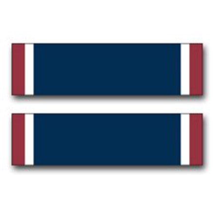 """United States Army Distinguished Service Cross Ribbon Decal Sticker 3.8"""""""