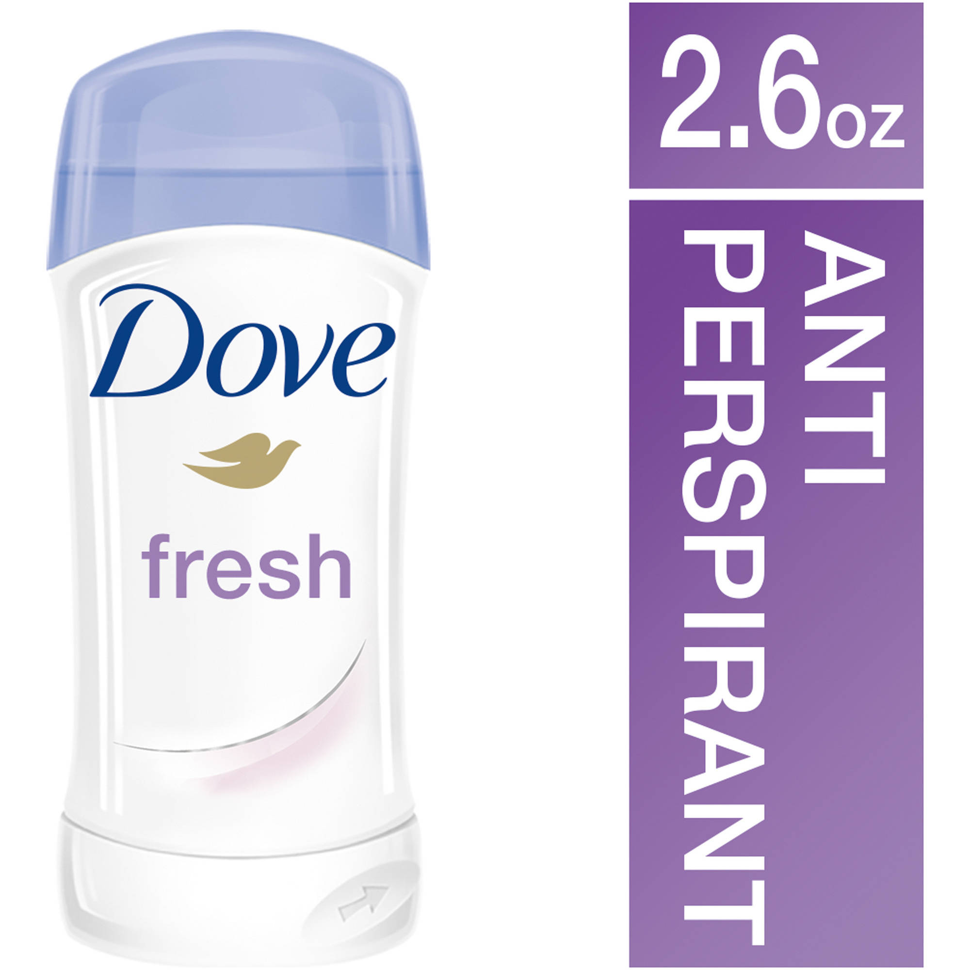 Dove Fresh Anti-Perspirant Deodorant, 2.6 oz